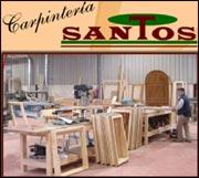 Carpinteria santos carpinter a de madera en calatayud for Muebles escribano calatayud